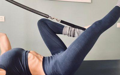 Pilates et abdominaux