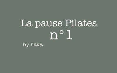 Hava Pause Pilates n°1